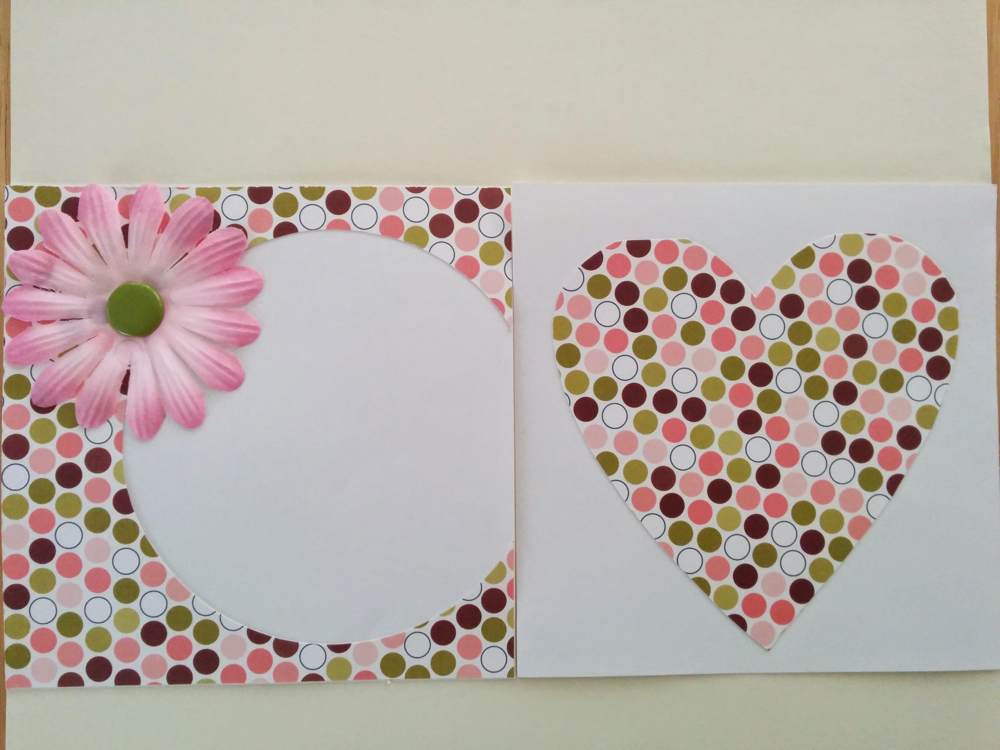 Cute Handmade Photo Albums Cinch Binding 2 Ways Lacy Nicole