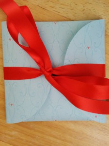 handmade gift album