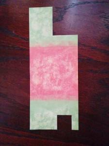 scrapbook paper scrap