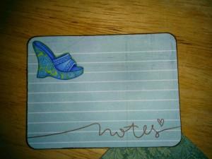 scrapbook tag