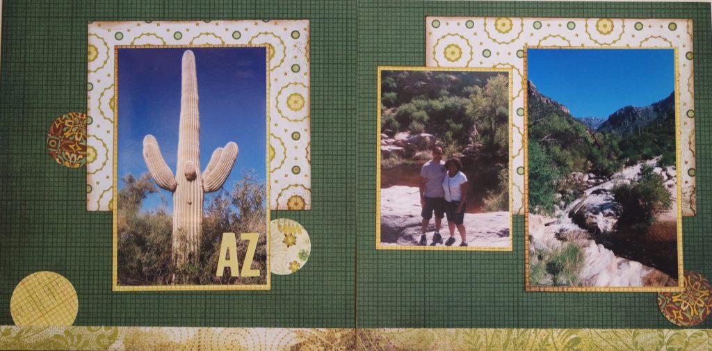 Tucson AZ layout
